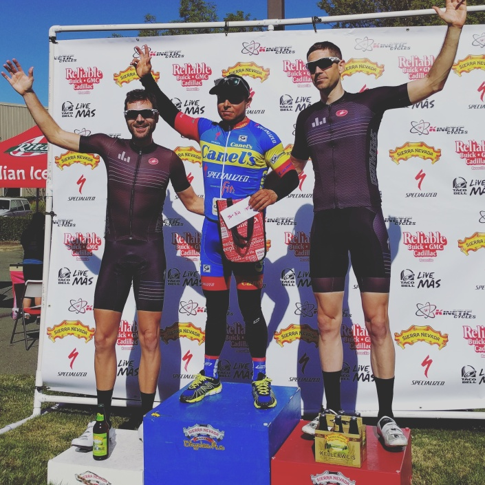 Folsom Crit 2 and 3