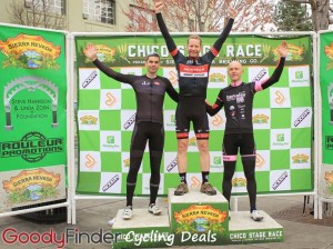 Chico Crit Podium