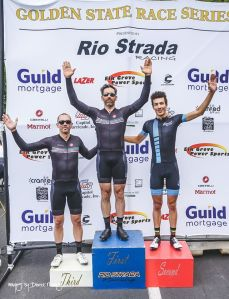 Golden State e3 Crit Podium